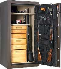 Gun Safes Lafayette LA